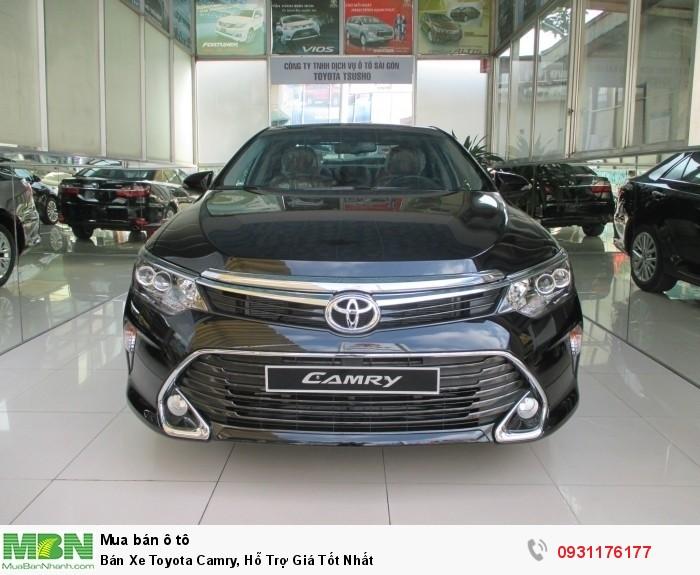 Bán Xe Toyota Camry, Hỗ Trợ Giá Tốt Nhất