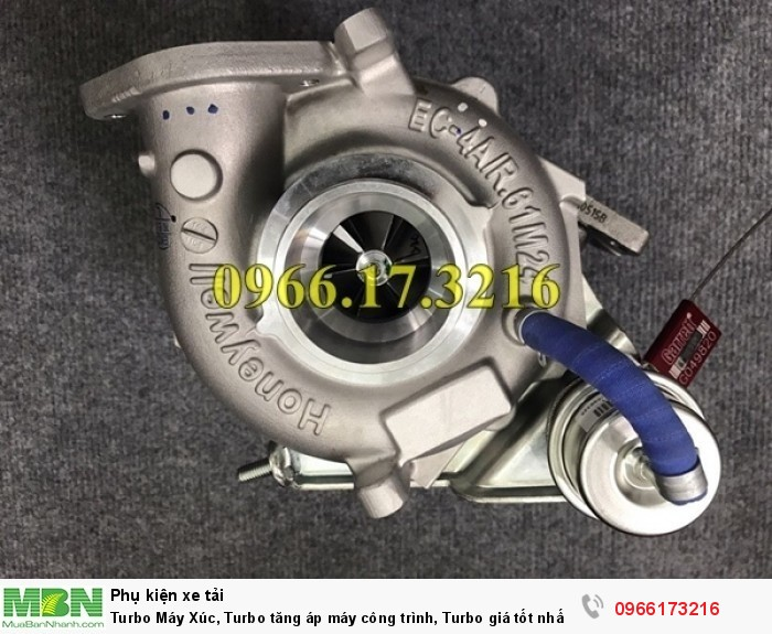 Turbo Máy Xúc, Turbo tăng áp máy công trình, Turbo giá tốt nhất