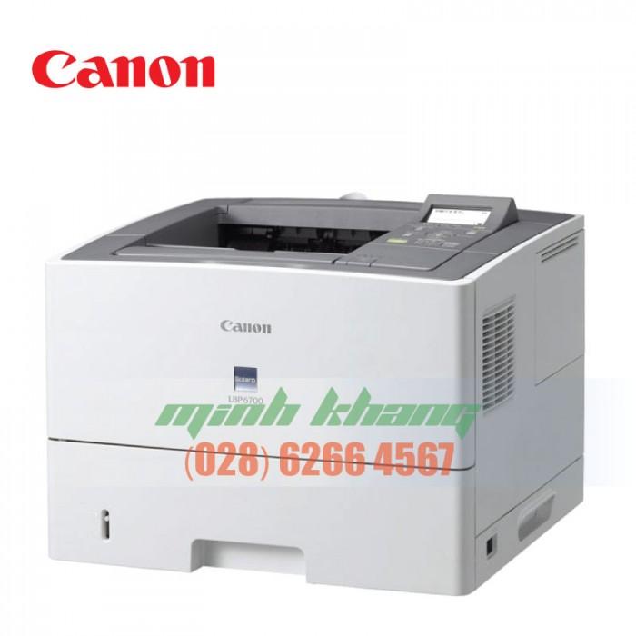 Máy in laser a4 nội địa Nhật Canon 6700 giá rẻ hcm   minh khang jsc