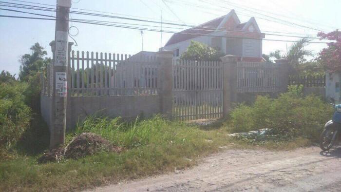 850M2 Biệt Thự nhà vườn ven sông, mặt tiền đường 12m Nhà Bè,