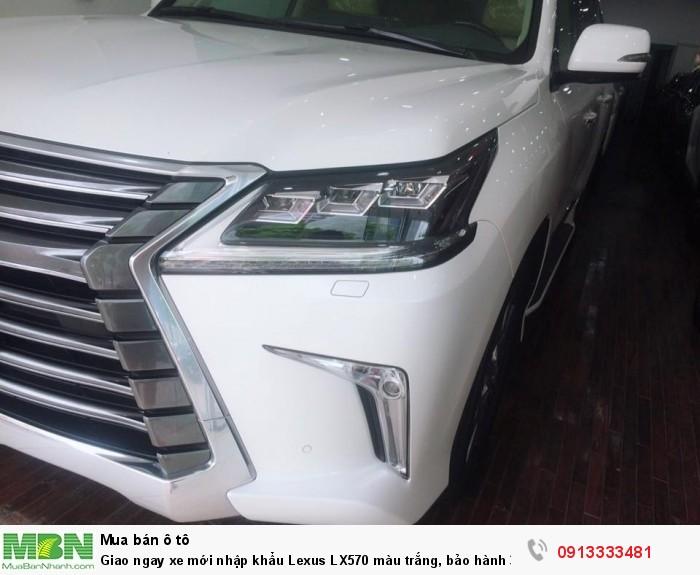 Lexus LX570 Số tự động Động cơ Xăng