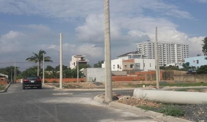 Cần bán lô đất mặt tiền đường Võ Chí Công, Cát Lái, quận 2, giá chỉ 839 triệu/119m2, sổ hồng