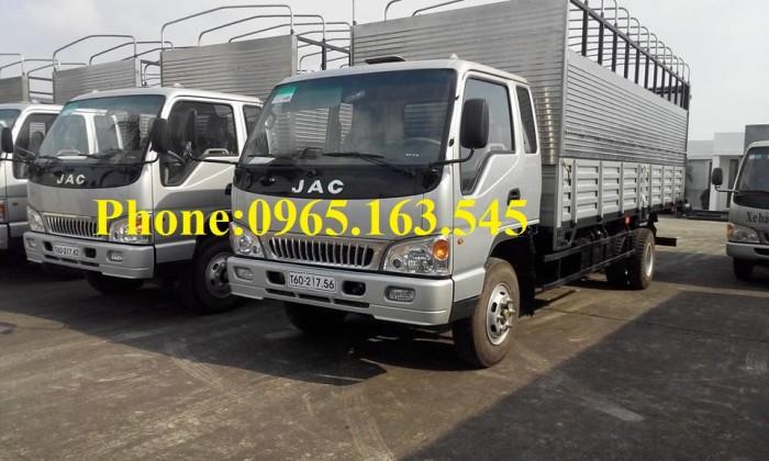 JAC Khác sản xuất năm 2017 Số tay (số sàn) Xe tải động cơ Dầu diesel