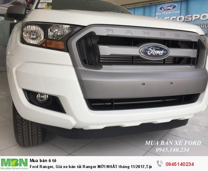 Ford Tây Ninh, Giá xe bán tải ford Ranger MỚI NHẤT 2018,Tặng Phụ Kiện, Ranger XLS MT AT