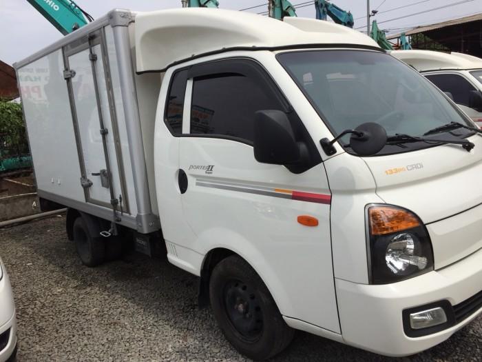 Xe tải đông lạnh H100 HYUNDAI khuyến mãi giá sốc tháng 11/2017 Tổng đại lý xe tải đông lạnh miền Nam