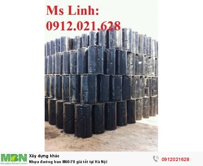 Nhựa đường Iran M60/70 giá tốt tại Hà Nội1