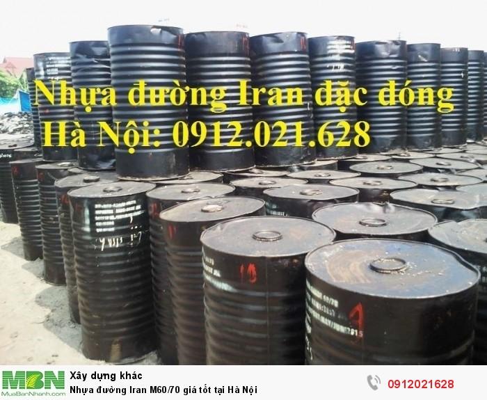 Nhựa đường Iran M60/70 giá tốt tại Hà Nội0