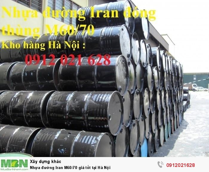 Nhựa đường Iran M60/70 giá tốt tại Hà Nội2
