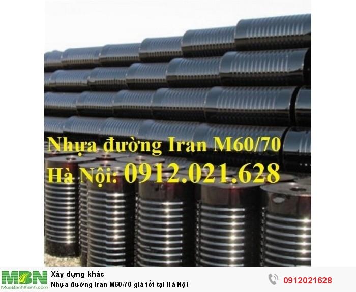 Nhựa đường Iran M60/70 giá tốt tại Hà Nội3