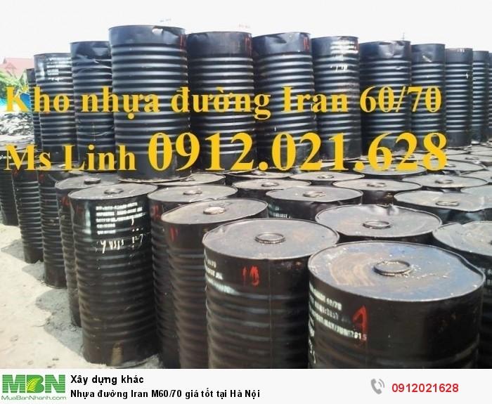 Nhựa đường Iran M60/70 giá tốt tại Hà Nội5