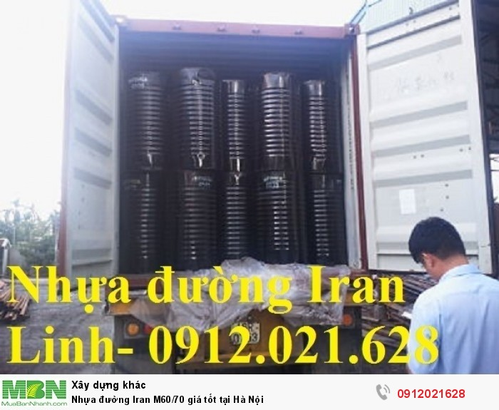 Nhựa đường Iran M60/70 giá tốt tại Hà Nội6