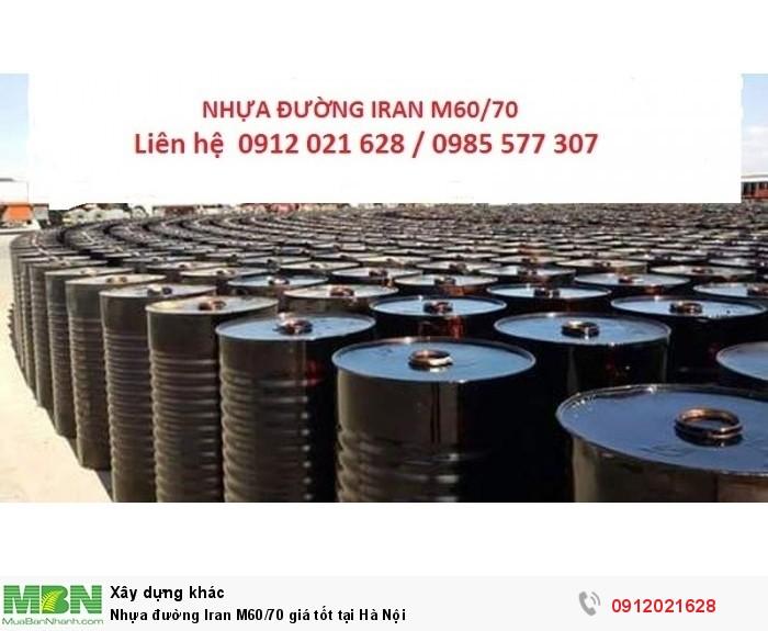 Nhựa đường Iran M60/70 giá tốt tại Hà Nội9