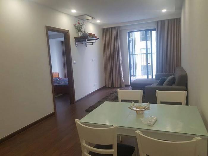 Cho thuê CH Five Star Garden số 2 Kim Giang, Thanh Xuân, HN. 2 PN, 72m2, full nội thất