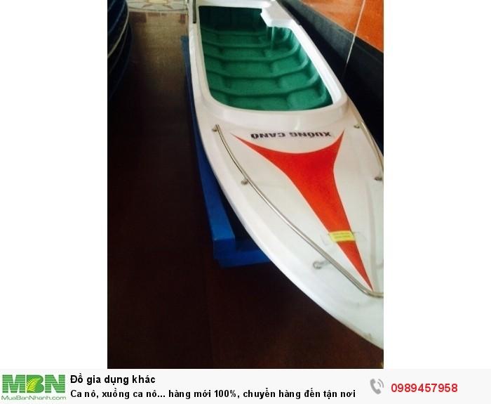 Ca nô chở 4-6 người, xuồng ca nô giá rẻ vận chuyển toàn quốc0