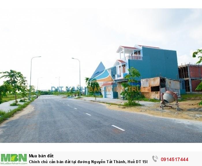 Chính chủ cần bán đất tại đường Nguyễn Tất Thành, Huế DT 158m2