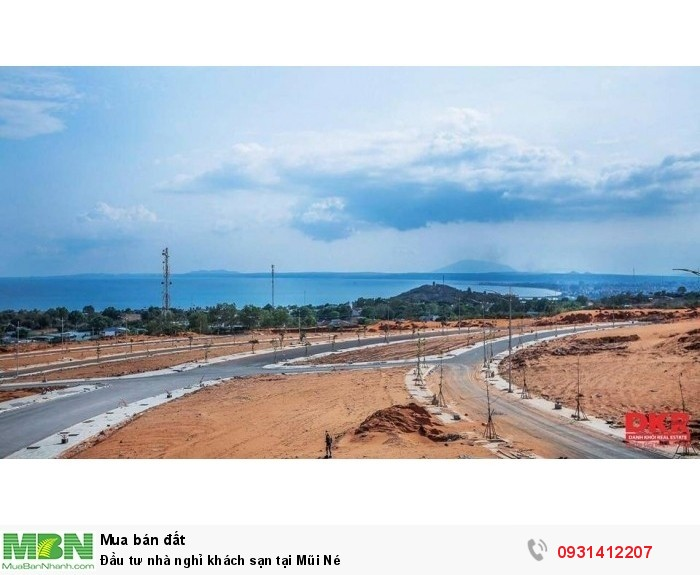 Đầu tư nhà nghỉ khách sạn tại Mũi Né