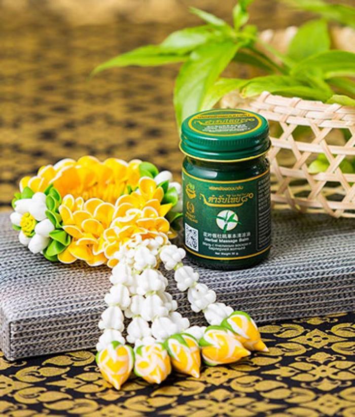 Chiết xuất từ thảo dược Thái Lan 100% Công dụng: trị vết côn trùng cắn, nổi mề đay, mẩn ngứa, làm giảm đau nhức, bong gân, vết bầm tím trên cơ thể, chóng mặt, hoa mắt, đau đầu.14
