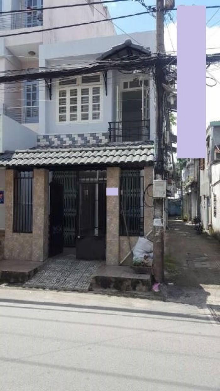 Bán nhà 2 mặt tiền đường Nguyễn Duy Cung, phường 12, quận Gò Vấp, 3,9 x 17m, 1 Trệt + 1 Lầu, giá 3,98 tỷ