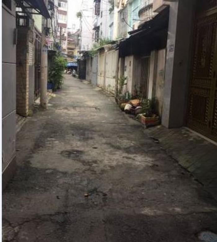 Bán Nhà trọ hẻm đường Hạnh Thông, phường 3, quận Gò Vấp, 5 x 14m, 1 Trệt + 2 Lầu, giá 5,25 tỷ