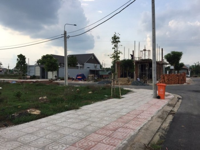 Bán đất đường quốc lộ 50, huyện Bình Chánh