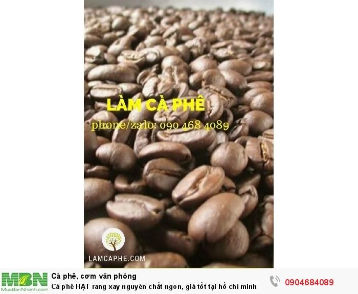 Cà phê hạt rang xay nguyên chất ngon, giá tốt tại Hồ Chí Minh0