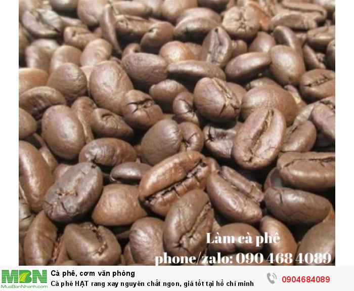 Cà phê hạt rang xay nguyên chất ngon, giá tốt tại Hồ Chí Minh3