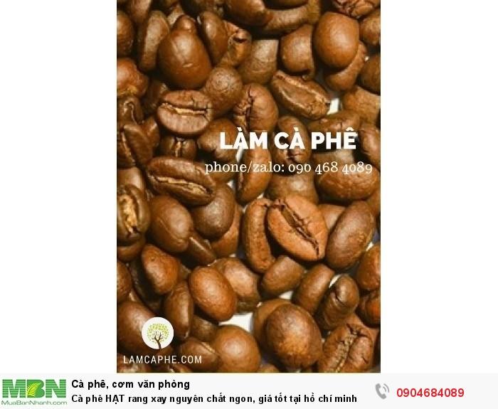 Cà phê hạt rang xay nguyên chất ngon, giá tốt tại Hồ Chí Minh4