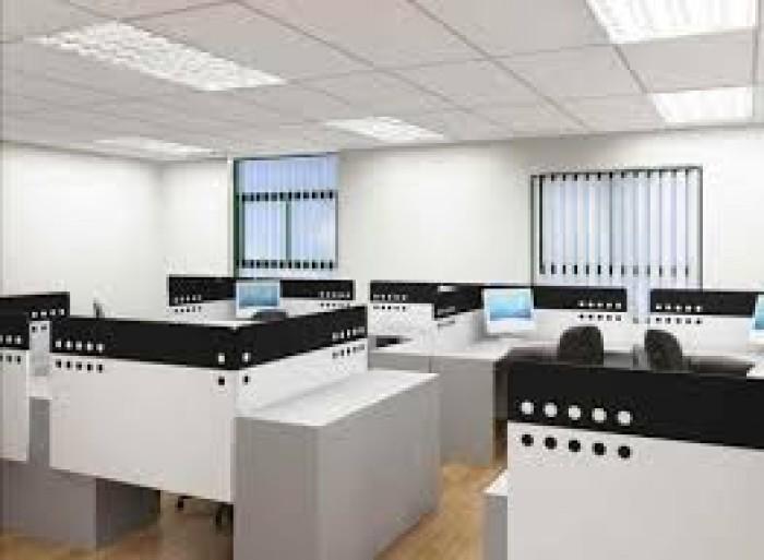 Cho thuê văn phòng giá rẻ dt 60m2 Khuất duy tien