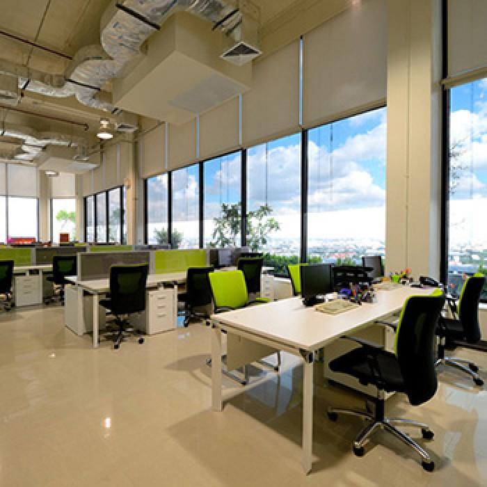 Cho thuê văn phòng giá rẻ dt 50m2