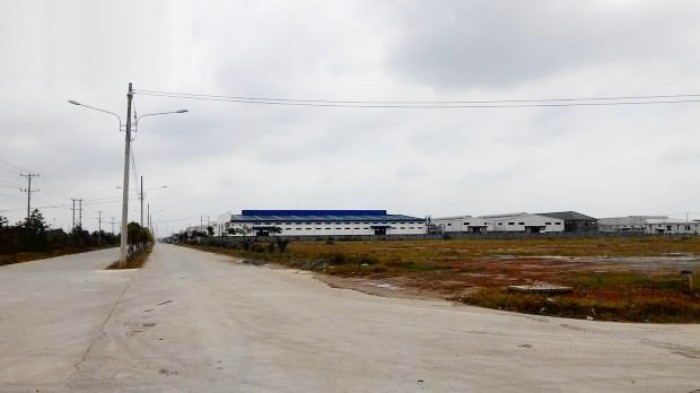 Bán đất khu công nghiệp Khai Sơn, Thuận Thành 3 Bắc Ninh 1ha làm kho xưởng