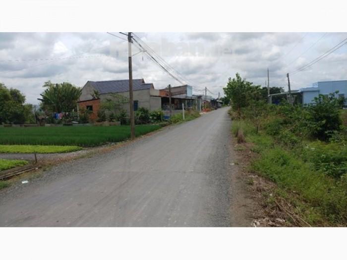 Bán đất mặt tiền đường Bờ Chùa tỉnh lộ 835B và 826