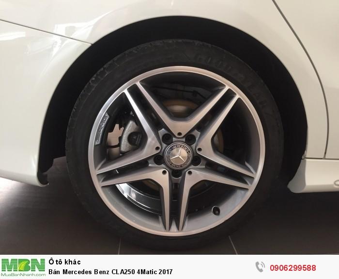 Bán Mercedes Benz CLA250 4Matic 2017