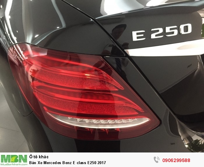 Bán Xe Mercedes Benz E class E250 2017