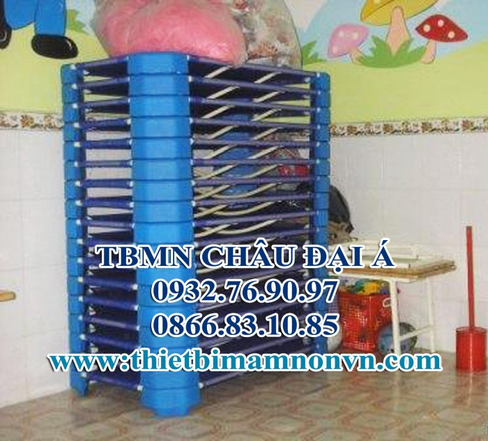 Giường lưới trẻ em5
