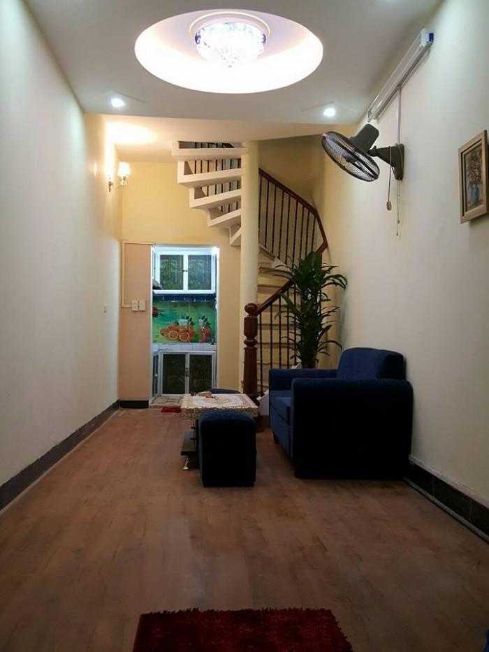 Bán nhà như khu phân lô Nguyễn Chi Thanh 37m, 6 tầng mặt tiền Ôtô vào nhà, an ninh tốt kinh doanh.