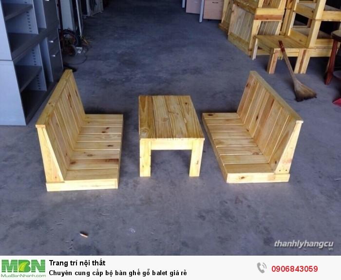 Chuyên cung cấp bộ bàn ghế gỗ balet giá rẻ4