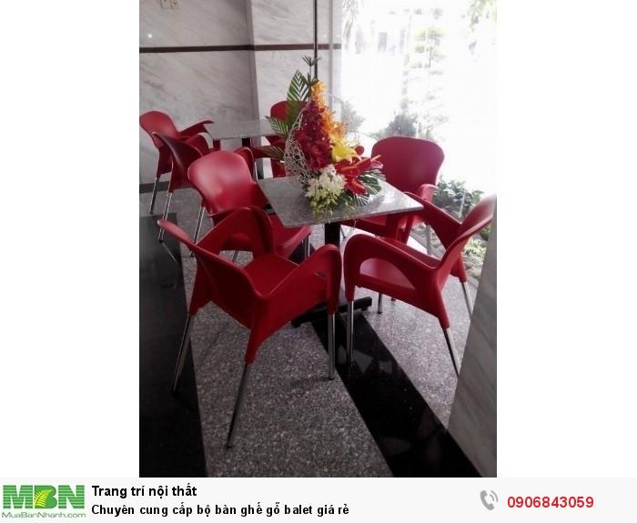 Chuyên cung cấp bộ bàn ghế gỗ balet giá rẻ5