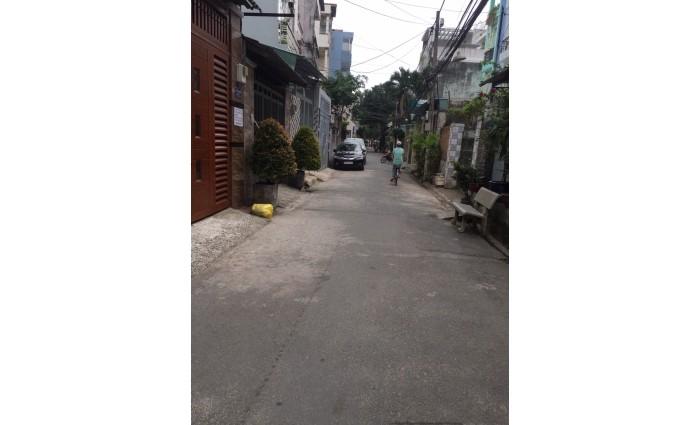 Bán Nhà hẻm 1 trục Bùi Quang Là, Phường 12, quận Gò Vấp, 6,9 x 34m, Cấp 4