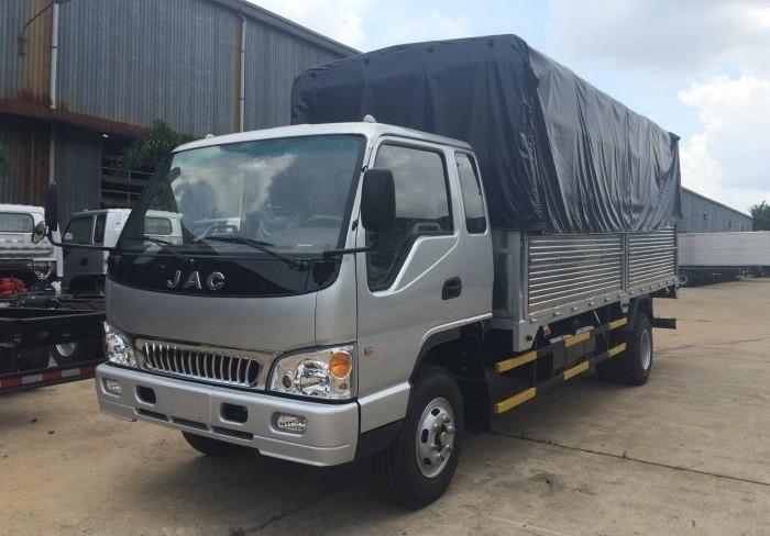 Xe tải jac 3t45 Thung Bat 0