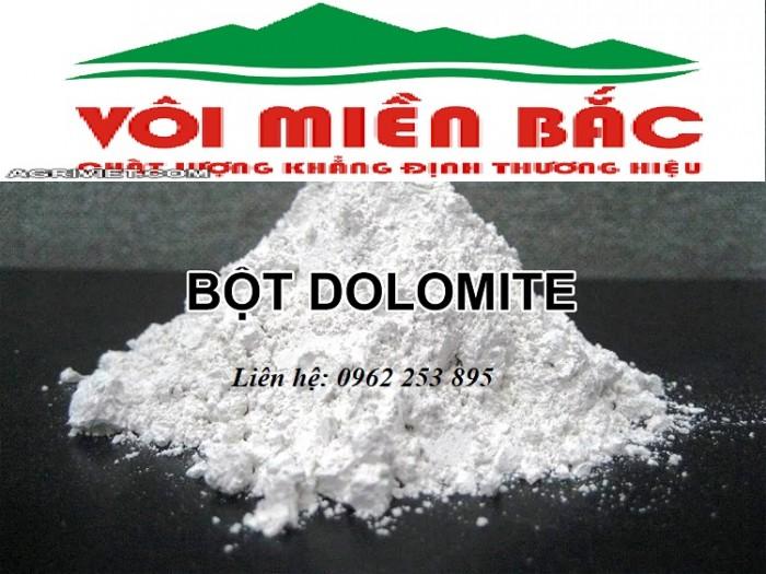 Chuyên cung cấp bột đolomite siêu mịn hàm lượng Mgo cao cho phân bón3