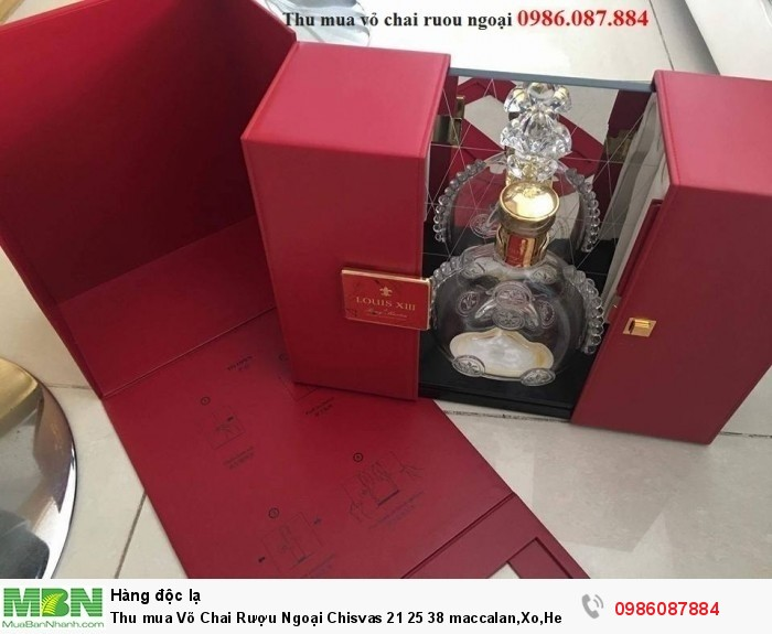 Thu mua Võ Chai Rượu Ngoại Chisvas 21 25 38 maccalan,Xo,Henesy3