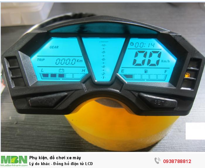 Đồng hồ điện tử Cho Xe YAMAHA