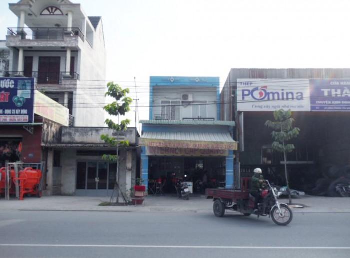 Cần bán gấp nhà mặt tiền Lê Văn Lương, Chỉ 2.8 tỷ, Shr, Nhơn Đức, Nhà Bè