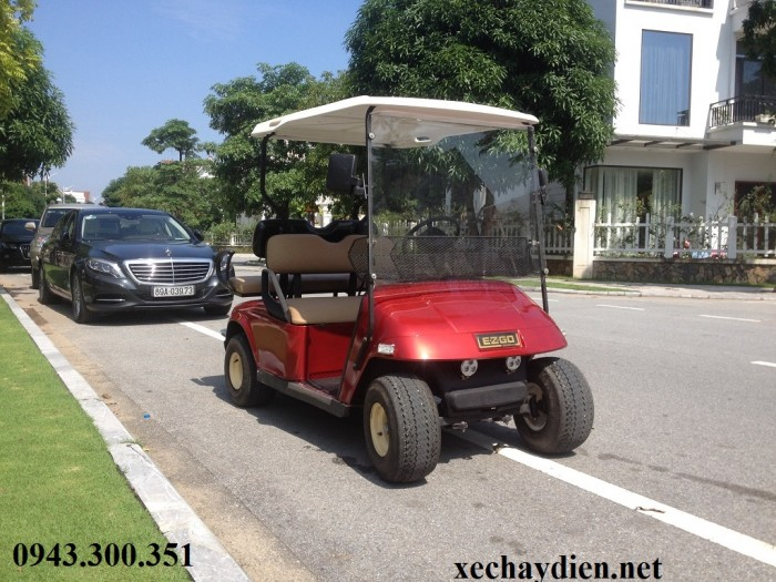 Xe điện sân golf giá rẻ tại Hà Nội
