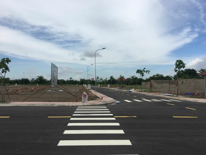 Bán đất Nguyễn Duy Trinh quận 9 khu dân cư đông đúc