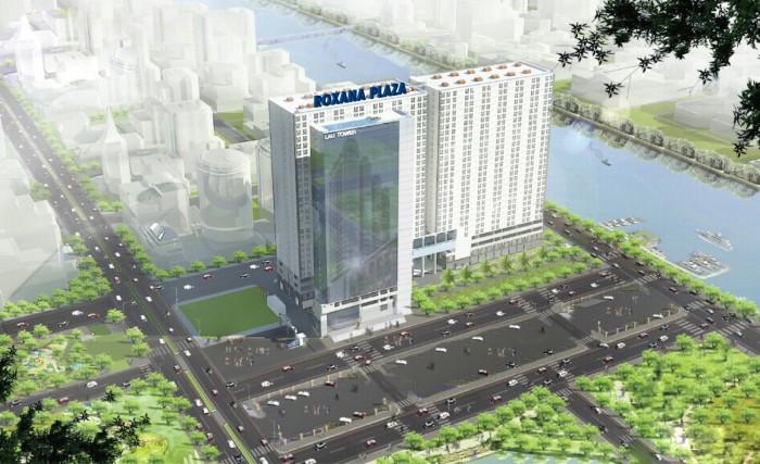 Căn hộ giá tốt Bình Dương-Roxana Plaza