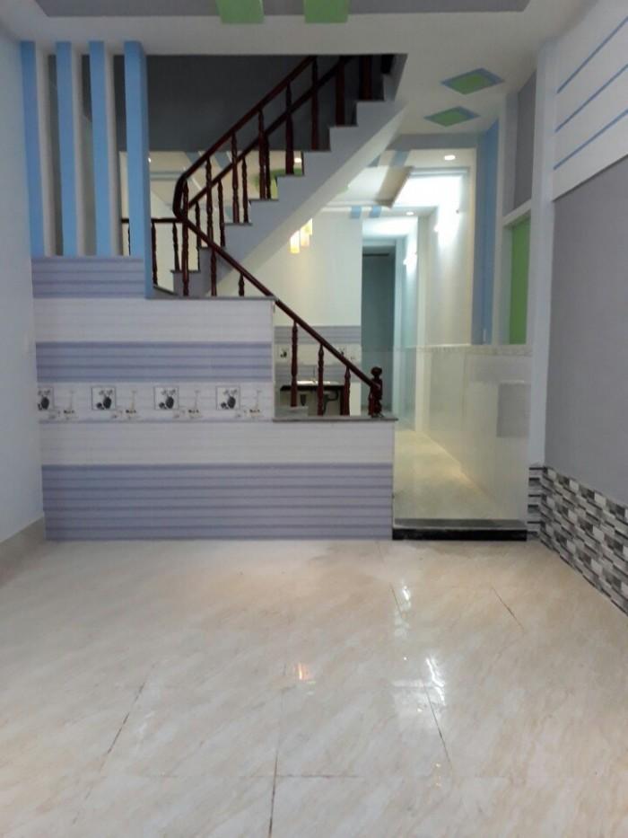 Tôi cần bán căn nhà dt 5x20m, gần chợ Bình Chánh thuận tiện đầu tư, kinh doanh, giá chỉ 480tr.