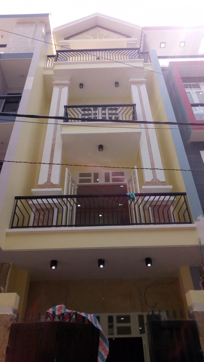 Nhà phố, Hiệp Bình, Thủ Đức, (4x15m), 60m2, 3.525 tỷ/SHR, nội thất cao cấp, xem nhà là ưng ngay