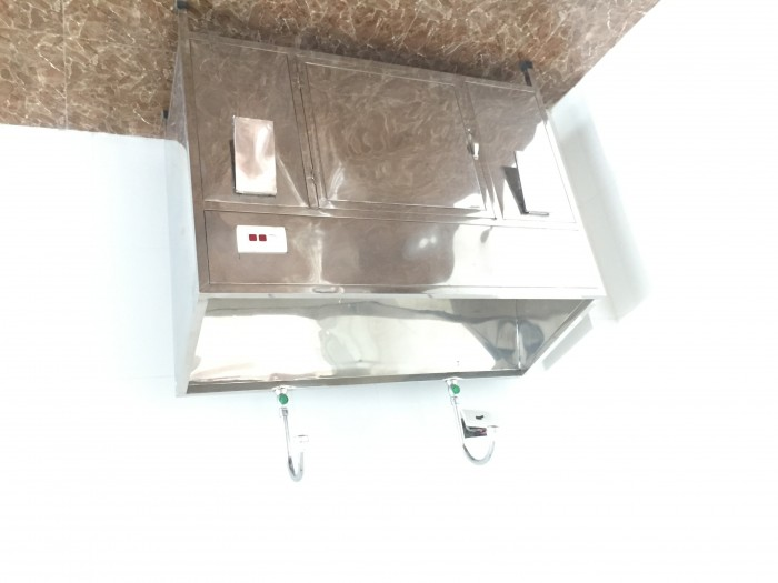 Chuyên sản xuất bồn rửa tay vô trùng tự động giá rẻ1