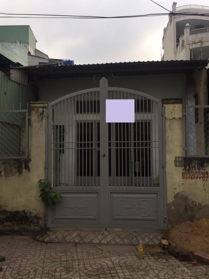 Bán nhà mặt tiền đường Cây Trâm, phường 8, quận Gò Vấp, 8 x 37,5m, cấp 4, giá 23 tỷ